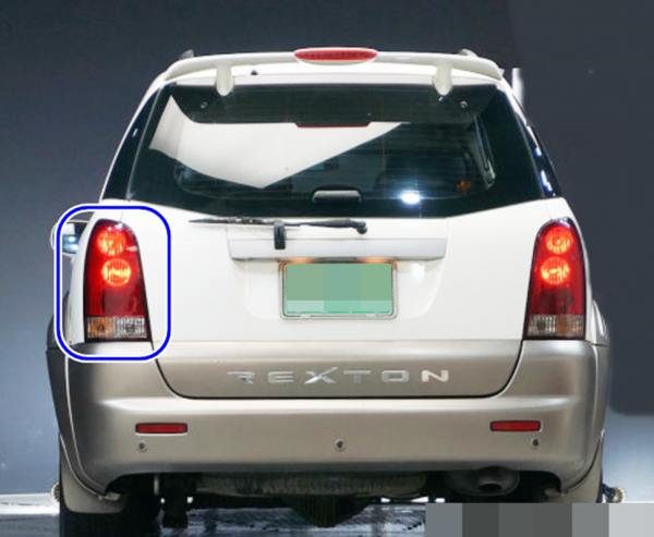 SSANGYONG GENUINE PART