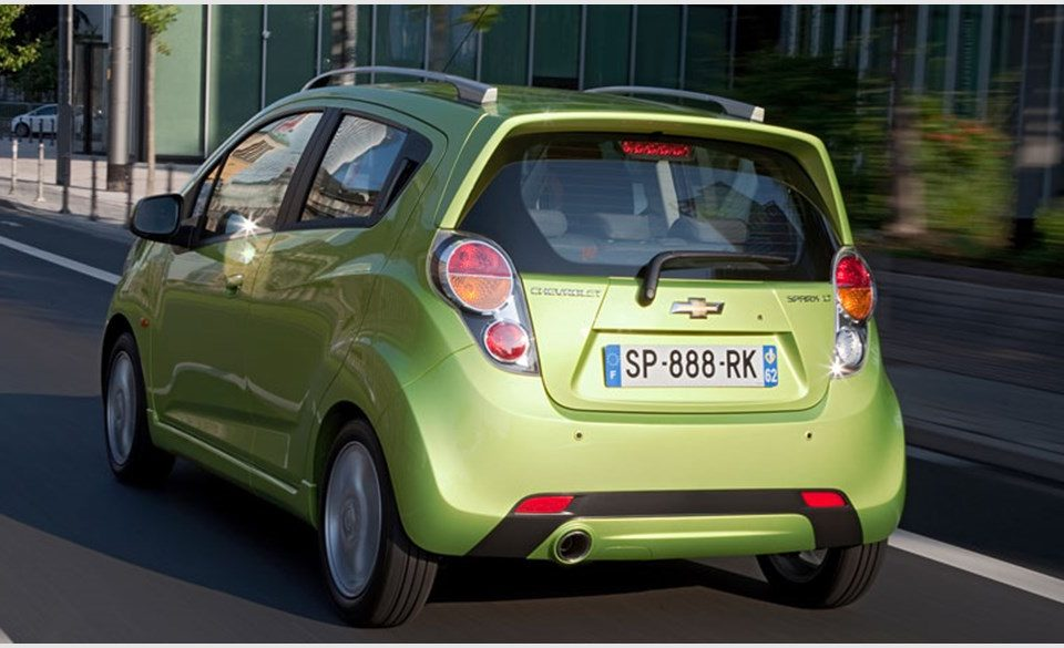 How to change Chevrolet Spark Oil