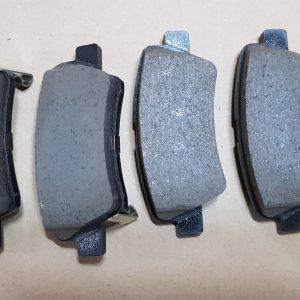 Ssangyong Tivoli with AWD Genuine Rear Brake Pad Set 48413350C0
