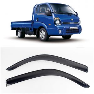 Window Visor Deflectors Smoke Made in Korea for Kia Bongo3