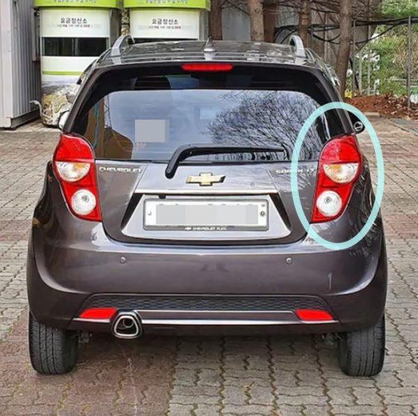 Genuine Rear Tail Lamp Right 95214444 Chevrolet SPARK