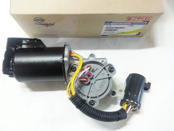 Ssangyong Rodius Rexton Genuine Part Time 4WD Transfer Case Control Motor 3255705007