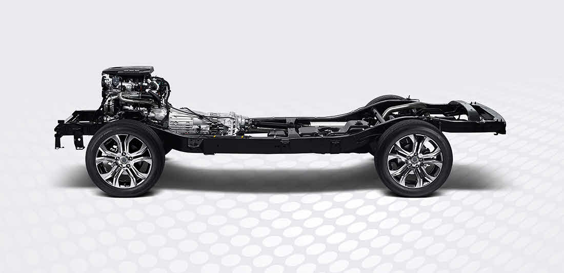 rexton-chassis