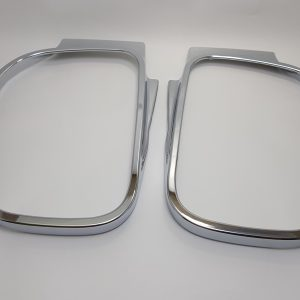 Chrome Side Mirror Covers Ssangyong MUSSO ALL