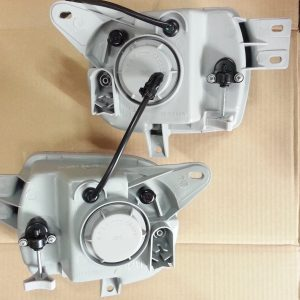 Genuine Front Fog Lamp Pair Round type Ssangyong MUSSO 2000
