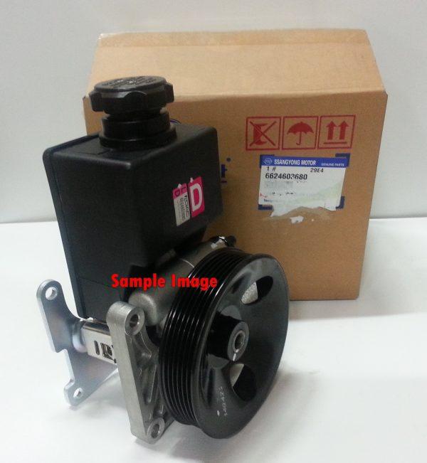 Genuine Power Steering Pump Ssangyong MUSSO KORANDO Gasoline