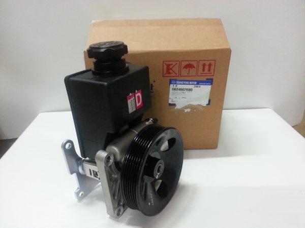Genuine Power Steering Pump Ssangyong MUSSO KORANDO Diesel