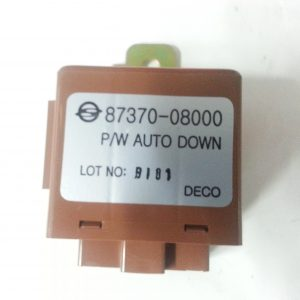 power window auto down control unit