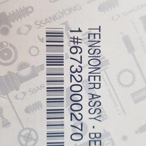 Genuine Belt Tensioner 6732000270 for Ssangyong TIVOLI G16DF D16DF