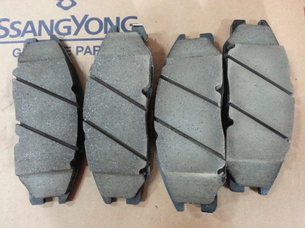 Ssangyong Front Brake Pad SET for ACTYON SPORTS