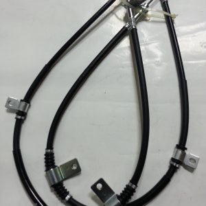 Genuine Parking Brake Rear Cable Pair for Ssangyong REXTON Multi Link