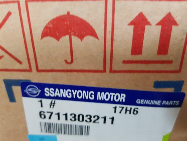 Genuine Air con Compressor for Ssangyong REXTON, KORANDO SPORTS D20DTR
