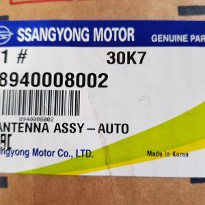 Genuine Auto Antenna 8940008002 Ssangyong REXTON 01~03