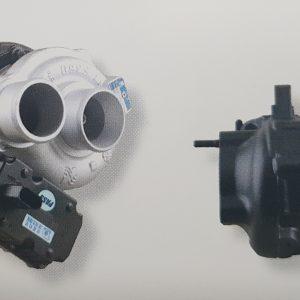 Turbocharger 6720900380 Ssangyong KORANDO C +D22DTF