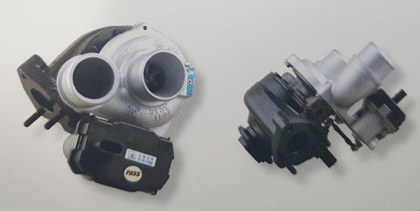 Turbocharger Ssangyong STAVIC,KORANDO SPORTS,REXTON +D22R