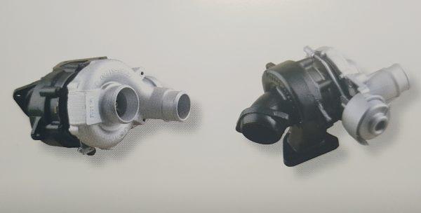 Turbocharger 6650901980 Ssangyong REXTON D27DT P/UP