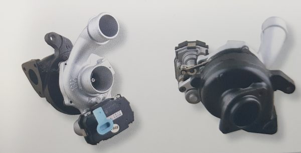 Turbocharger Ssangyong STAVIC,KORANDO SPORTS,REXTON +D20R