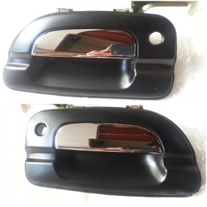 Genuine Door outside Handle Pair for Ssangyong KORNADO