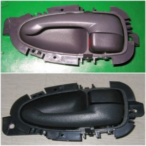 Genuine Door Inside Handle Pair for Ssangyong KORNADO