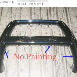 Genuine Front Nudge Bar No Painting Ssangyong KORNADO