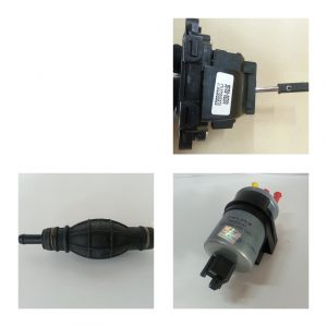 Genuine AT Gear Shift Lever+Fuel Filter+Priming Pump for REXTON
