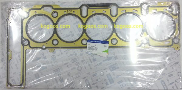 Cylinder Head Gasket 6650160520 for Ssangyong STAVIC, KYRON,REXTON +D27DT