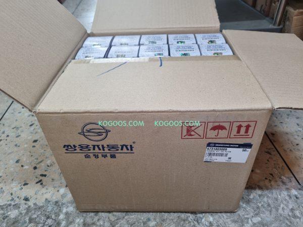 Oil Filter 50 unit for Ssangyong TIVOLI, BEAUTIFUL KORNADO