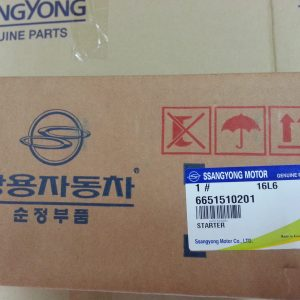 Genuine Starter 6651510201 for Ssangyong ACTYON, KYRON,REXTON
