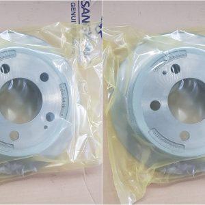 Genuine Rear Brake Disc 2 unit ACTYON/SPORTS,KYRON,REXTON +5Link