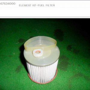 Genuine Air,Oil,Fuel filter element 3 pcs Ssangyong KORNADO SPORTS +D20R
